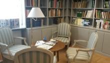 Bergianska biblioteket i Bergianska trädgården