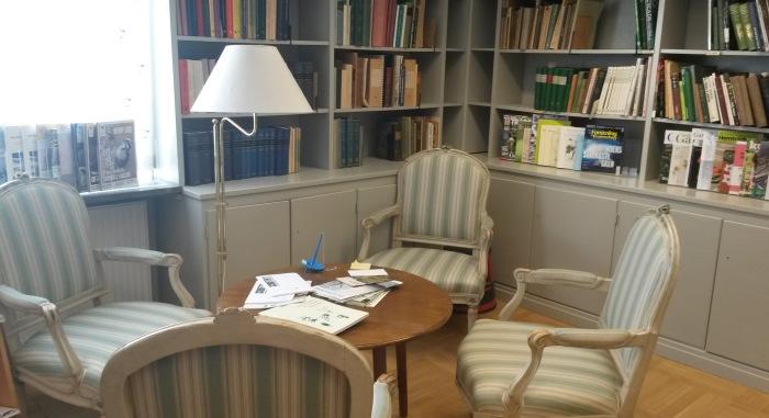 Bergianska biblioteket
