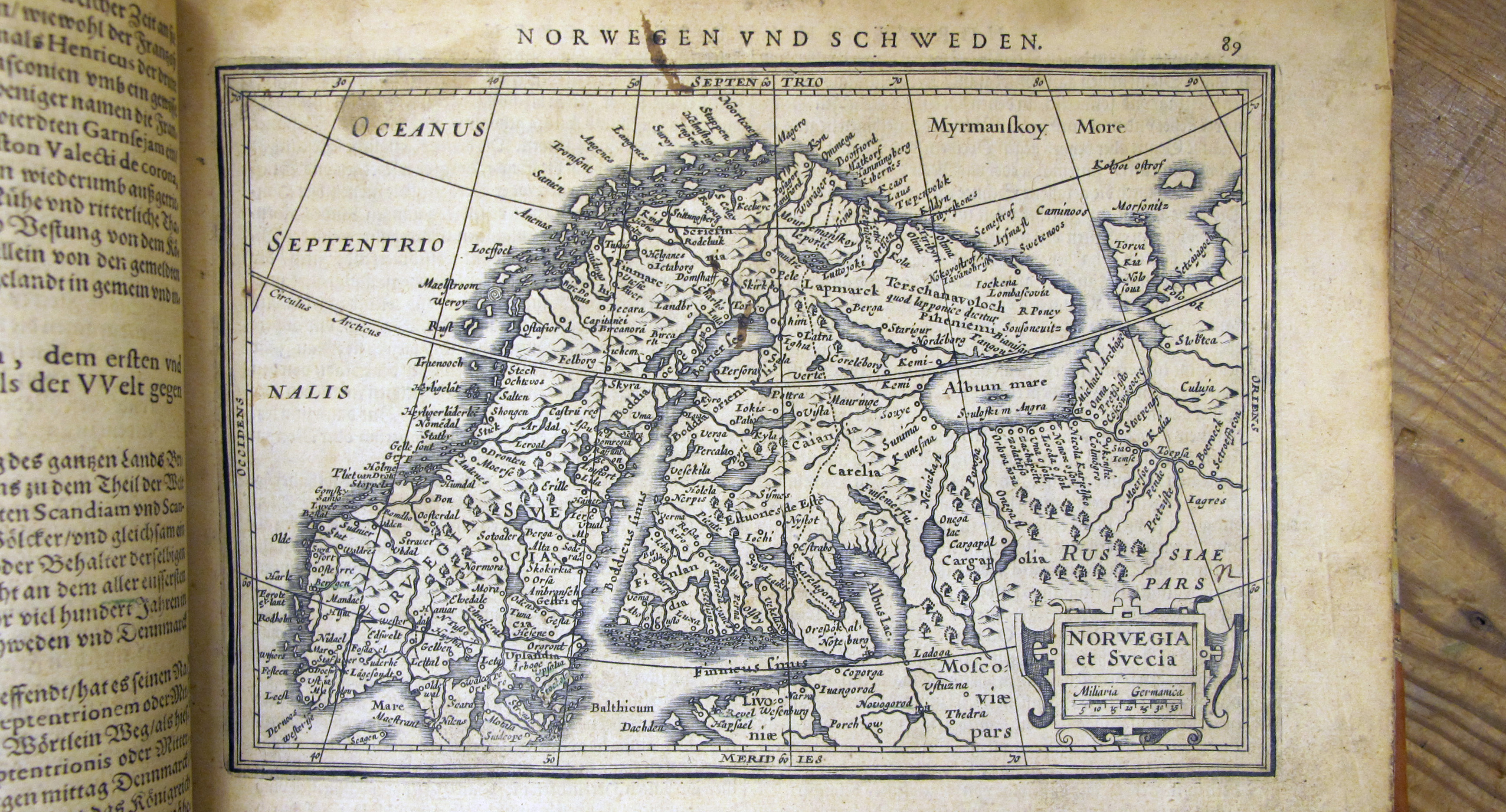 Karta Skane Och Danmark.Gerhard Mercator 503 Ar I Rara Vanners Lag
