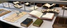 specialsamlingar på Antwerpens universitetsbibliotek
