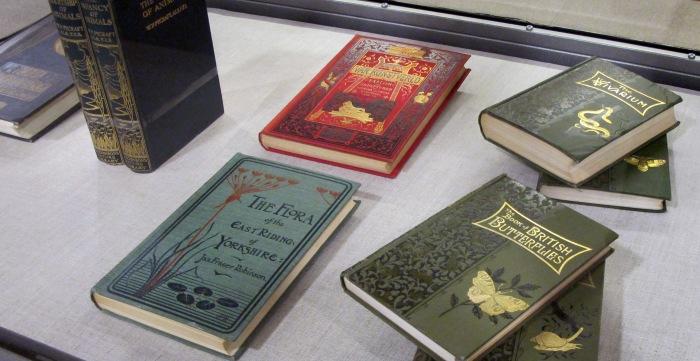 böcker i monter