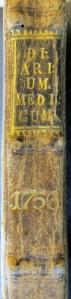 diarium medicum 1756